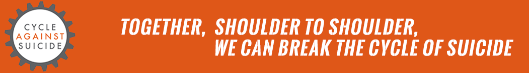 Cycle Against Suicide Logo